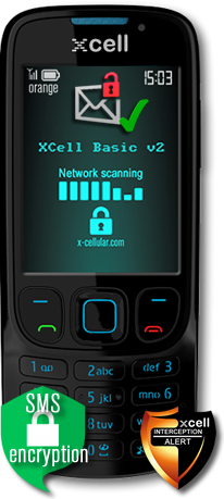 Phones   XCell Stealth Phones