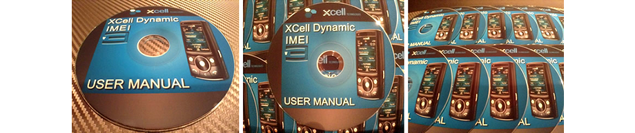 XCell Dynamic IMEI v3 CD user manual